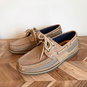 Timberland | Leather Boat Shoes